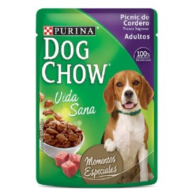 DOG CHOW POUCH PICNIC CORDERO 100GR Dog Chow 258064