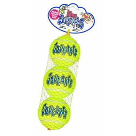 KONG SQUEARKAIR BALL MEDIUM X 3 AST2 Kong AST2