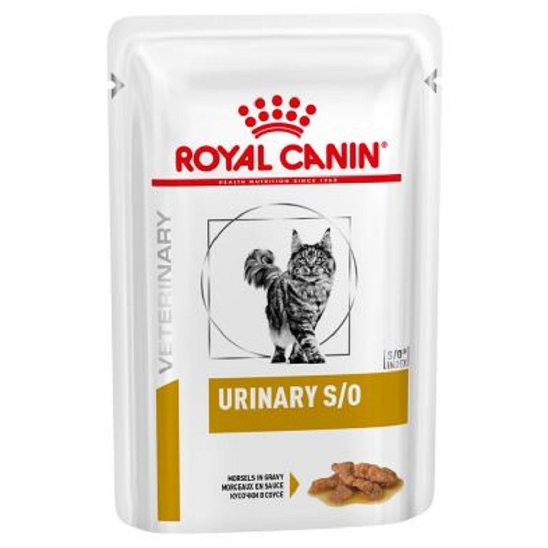 ROYAL URINARY FELINE WET 100G Royal Canin ILI-URIFELATA