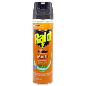 RAID MULTI (NO PERJUDICA LAS PLANTAS) 360ML SC JOHNSON 209414