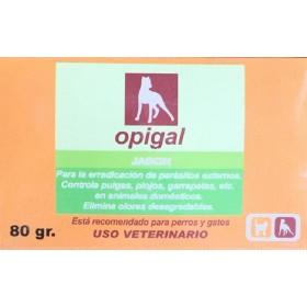 JABON OPIGAL 80GR Varias  Shampoo y Jabón