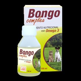 BONGO SUPLEMENTO NUTRICIONAL 100ML Bongo 7861009811959-A