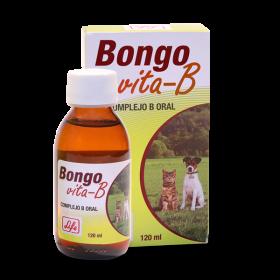 BONGO VITA-B COMPLEJO B 120ML Bongo 7861009841468-A