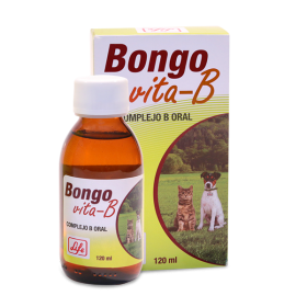 BONGO VITA-B COMPLEJO B 120ML Bongo Vitaminas