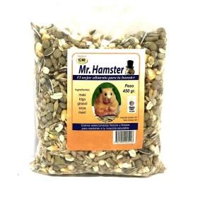 ALIMENTO PARA HAMSTER - MR. HAMSTER Varias  Alimentos