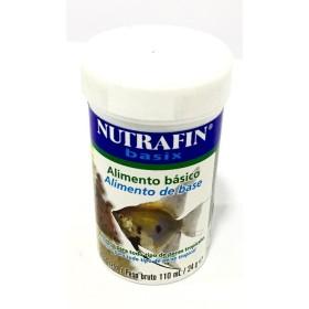 ALIMENTO PARA PECES NUTRAFIN ALIMENTO BASICO 24 Gr.  A-7002