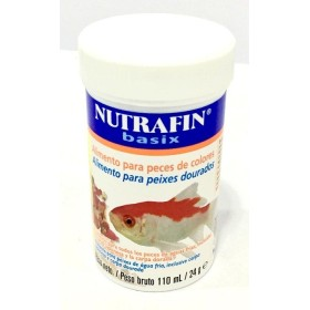 ALIMENTO PARA PECES NUTRAFIN GOLDFISH FOOD 24GR  A-7102