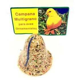 CAMPANITA DE MIEL MULTIGRANO  CAM044