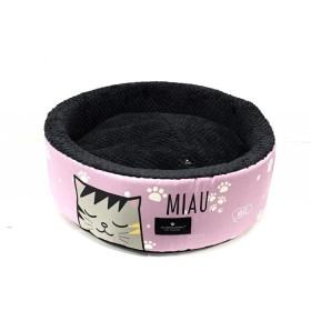 CAMA KITTY CAT BED ROSA  GMKB001M