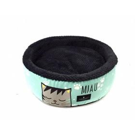 CAMA KITTY CAT BED VERDE  GMKB001M