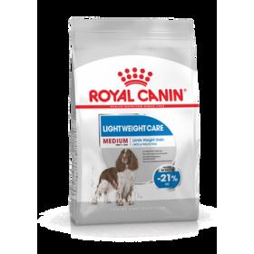 ROYAL CANIN LIGHT PARA PERRO MEDIUM 3KG Royal Canin Necesidades especiales