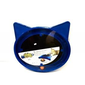 RASCADOR PARA GATO FURACAO SUPER CAT RELAX POP AZUL  FP0829