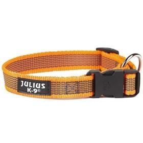 COLLAR JULIUS -K9 SMALL 20MM X 27-42CM NARANJA Julius-K9 220CG-OR