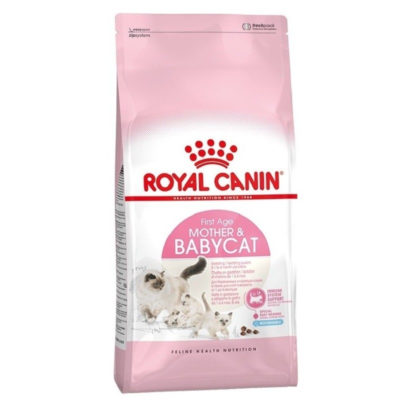 ROYAL MOTHER Y BABYCAT 2KG Royal Canin 3182550707312-A