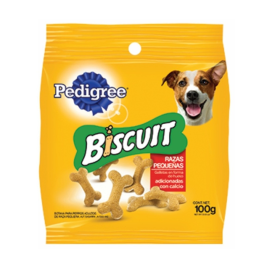 PEDIGREE GALLETAS BISCUIT ADULTOS 100GR Pedigree 7506174504137