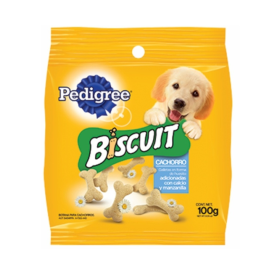 PEDIGREE GALLETAS BISCUIT CACHORROS 100GR Pedigree 706460183351