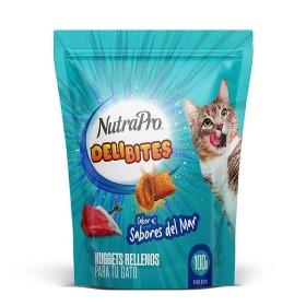 NUTRAPRO DELI BITES GATOS SABORES DEL MAR Nutrapro Snacks