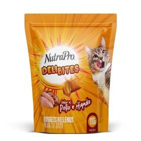 NUTRAPRO DELI BITES GATOS POLLO E HIGADO Nutrapro Snacks