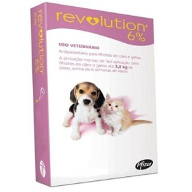 PIPETA REVOLUTION 2.5 KG 0.25 ML ( 6%) UNI ROSADA Revolution 087219073889-A