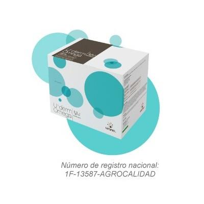 U DERM OMEGA BLISTER 10 CAPSULAS Sportmix Vitaminas