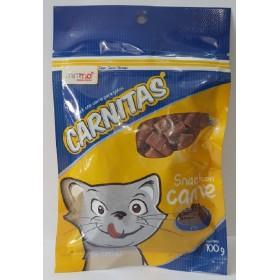 CARNITAS SNACK GATOS 100GR Carnitas Gatos