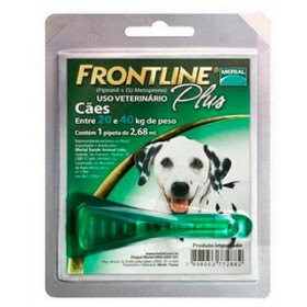 PIPETA FRONTLINE PERROS 21 A 40KG Frontline 1002553