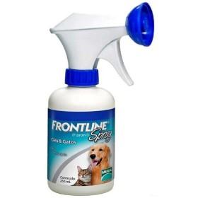 FRONTLINE SPRAY 250 ML Frontline Antipulgas y Garrapatas