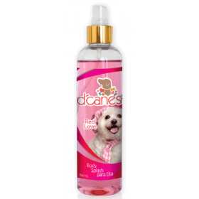 BODY SPLASH DCANES PARA ELLA 236ML  161BOSA0236