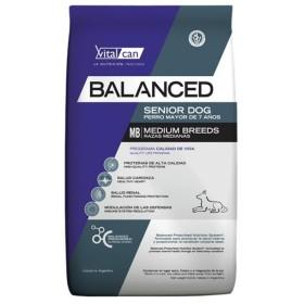 BALANCED SENIOR RAZA GRANDE 15KG Balanced BASRG02