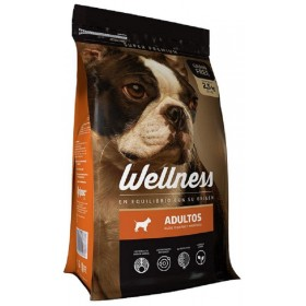 WELLNESS ADULTO RAZA PEQUEÑA 2,5KG WELLNESS 4002074