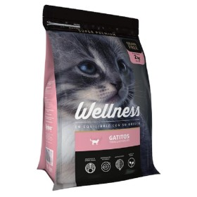 WELLNESS KITTEN 2KG WELLNESS 4002076