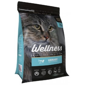 WELLNESS GATO URINARY 2 KG WELLNESS 4002078
